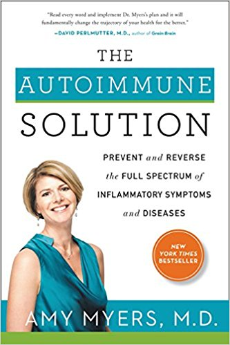 The Autoimmune Solution Book