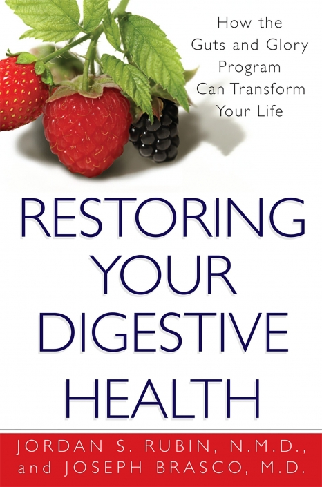 Restoring Your Digestive Health - Book