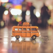 Mini toy school but - AIP on the go and travel