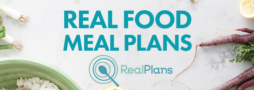 RealPlans, Meal Planning