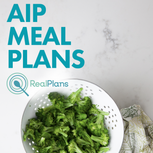 Real Plans, aiprecipecollection.com, Gail Shankland, Meal Planning