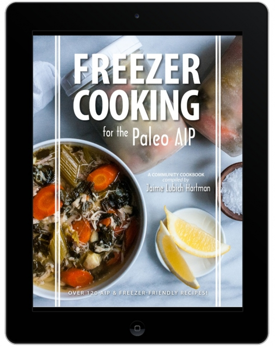 Freezer Cooking for AIP