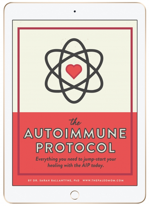 AIP Autoimmune Protocol ebook The BEST resource for the AIP