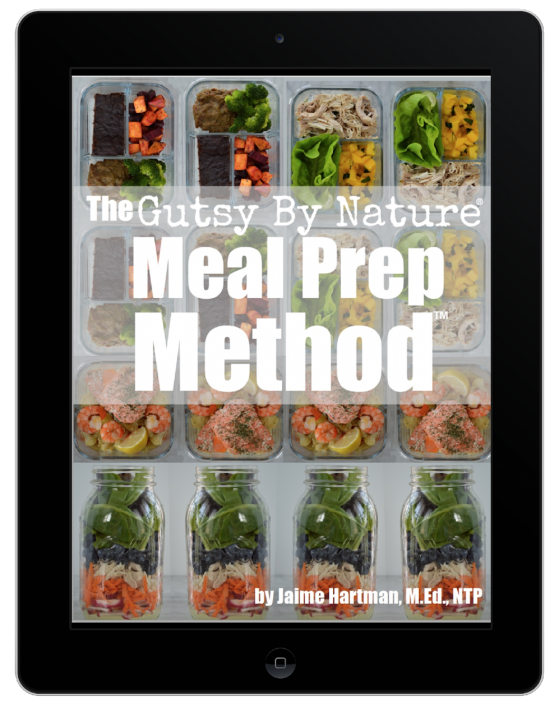 Meal Prep Cookbook