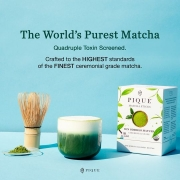 Sun Goddess Matcha Green Tea, Pique Tea, Coupon Code, AIP Recipe Collection