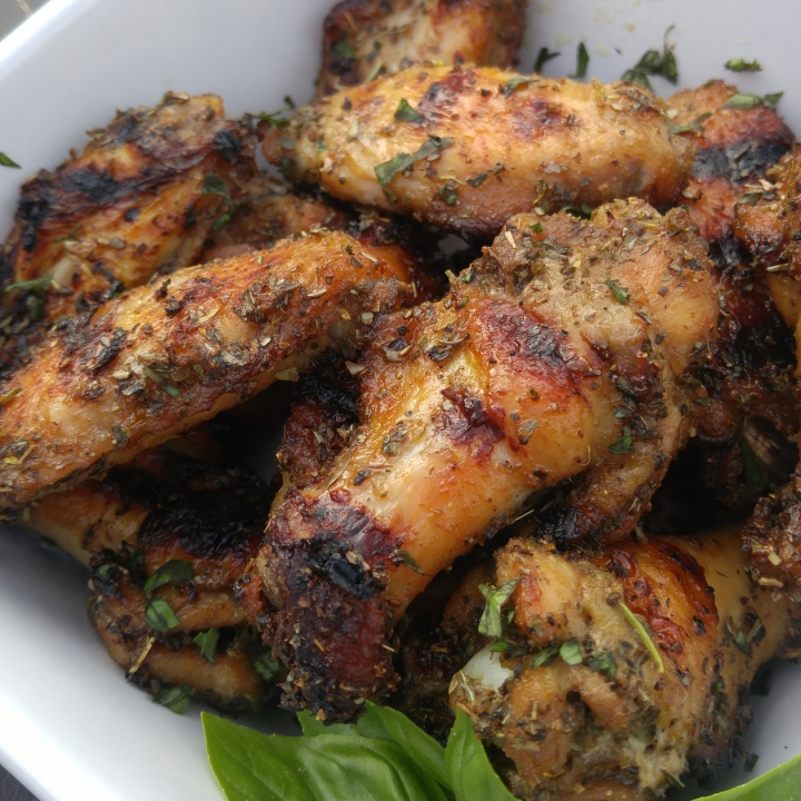 AIP BBQ Chicken Wings