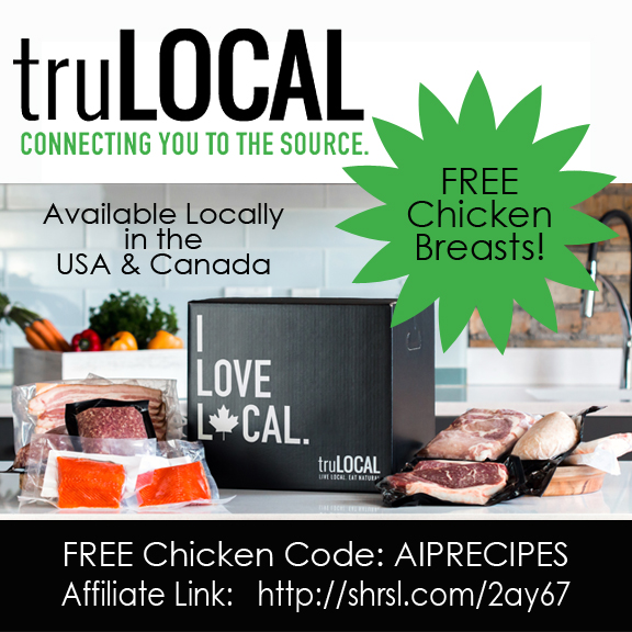 truLOCAL Free Chicken Promotion