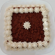 AIP Carrot Cake with Lemon Cream Frosting by Ashley Clark AIP Recipe Collection Group