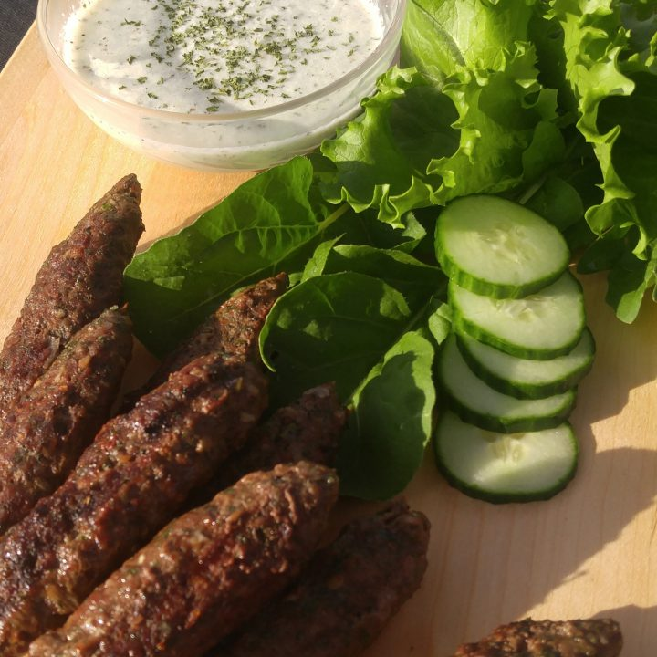 AIP Kofta by AIP Recipe Collection